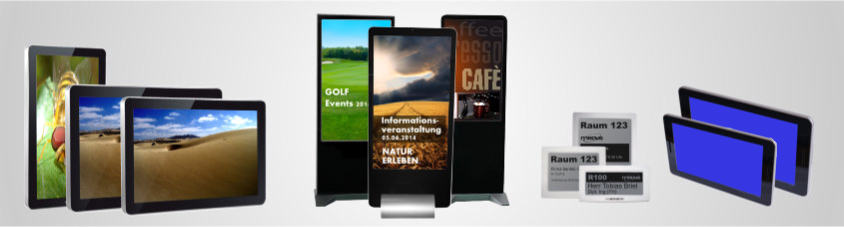 meovis Digital Signage Hardware