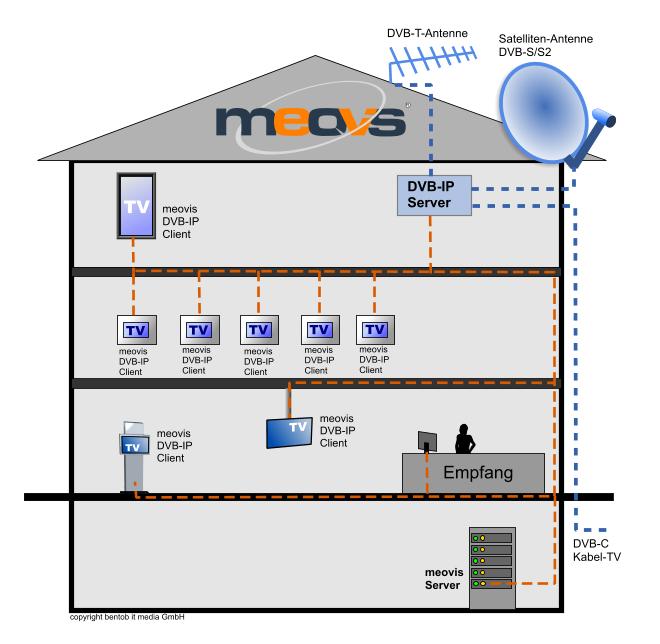 dvb ip sat ip kabel ip modul f r meovis digital signage software. Black Bedroom Furniture Sets. Home Design Ideas