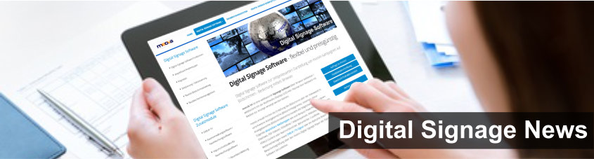Digital Signage News