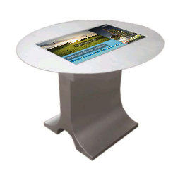 42'' Touch-Tisch rund